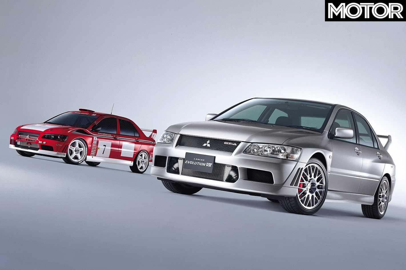 2004 Mitsubishi Lancer Evolution Viii Review Classic Motor