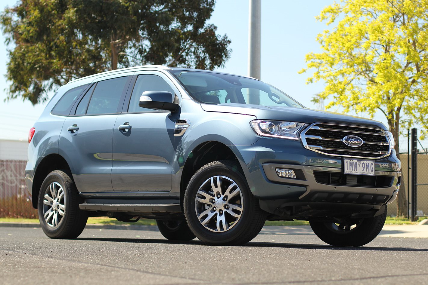 2019 Ford Everest Trend 2 0 Litre Rwd Review
