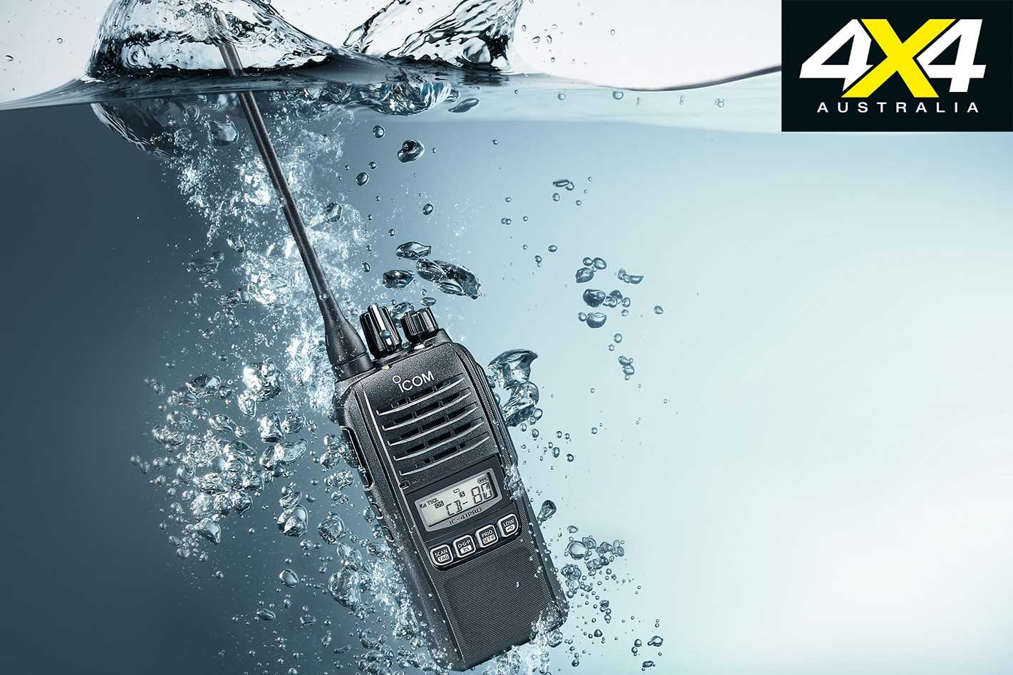 UHF Radios | 4x4 Australia Buyers' Guide