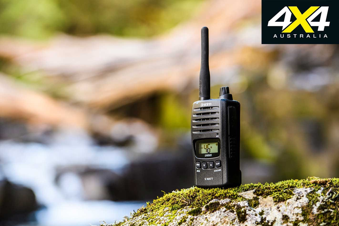 UHF Radios | 4x4 Australia Buyers' Guide