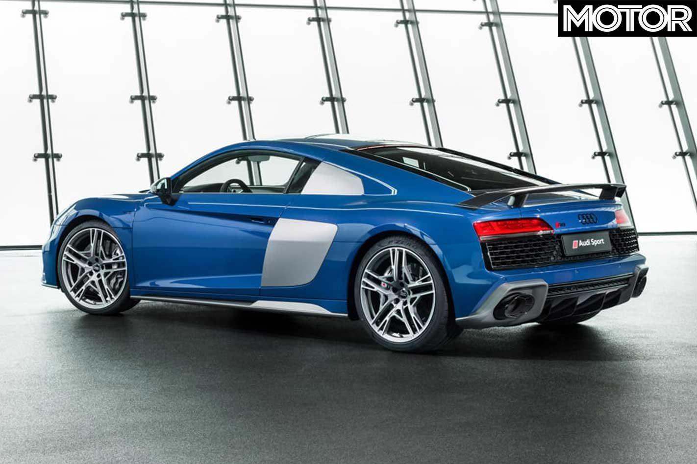 2019 Audi R8 Facelift Revealed