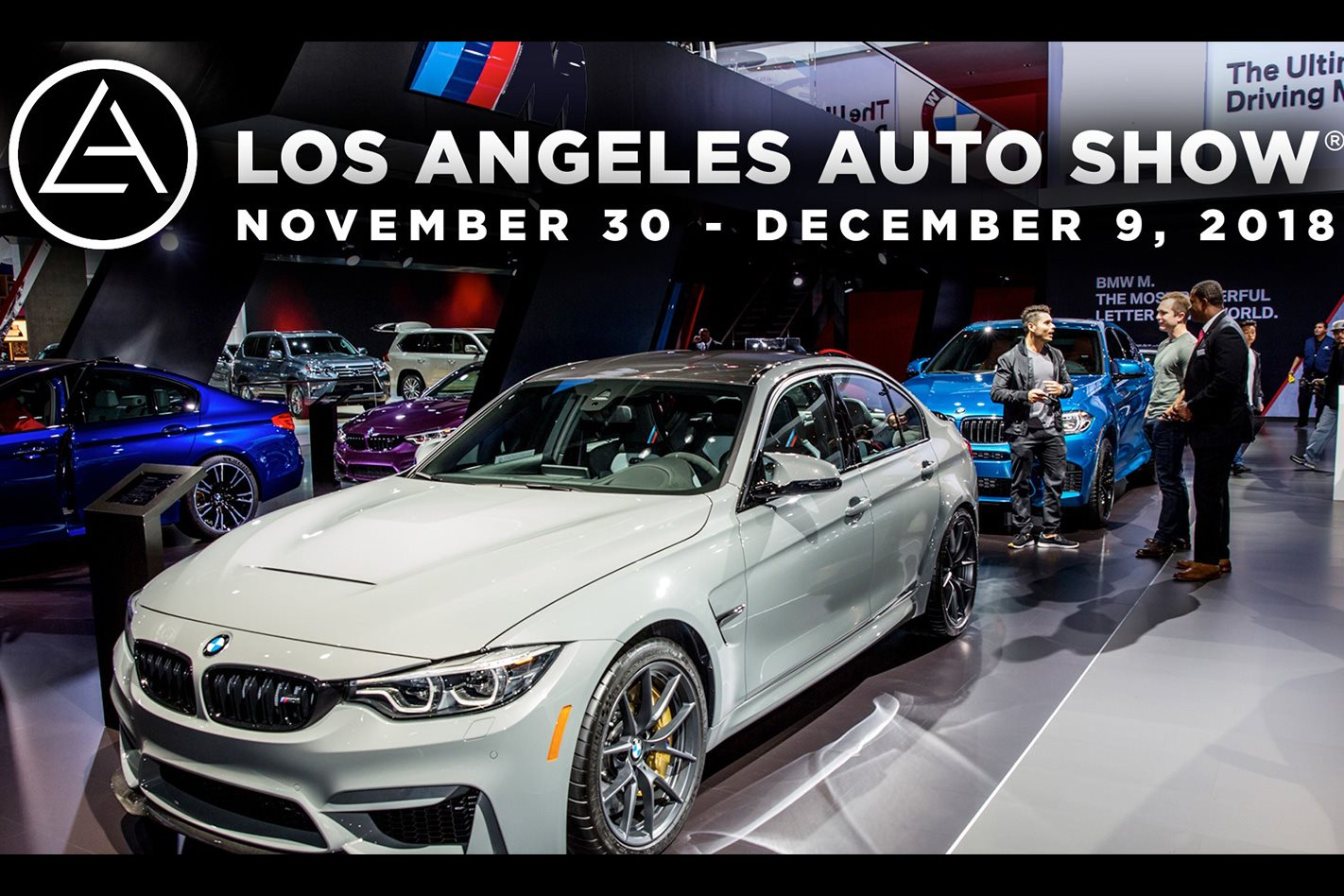Los Angeles Auto Show What To Expect - When is the la car show