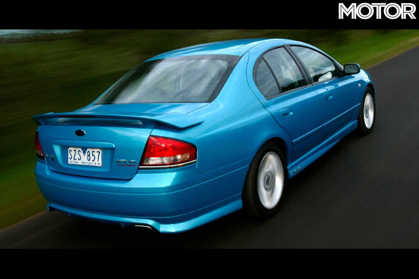 2004 Ford Falcon Xr6t Review Classic Motor