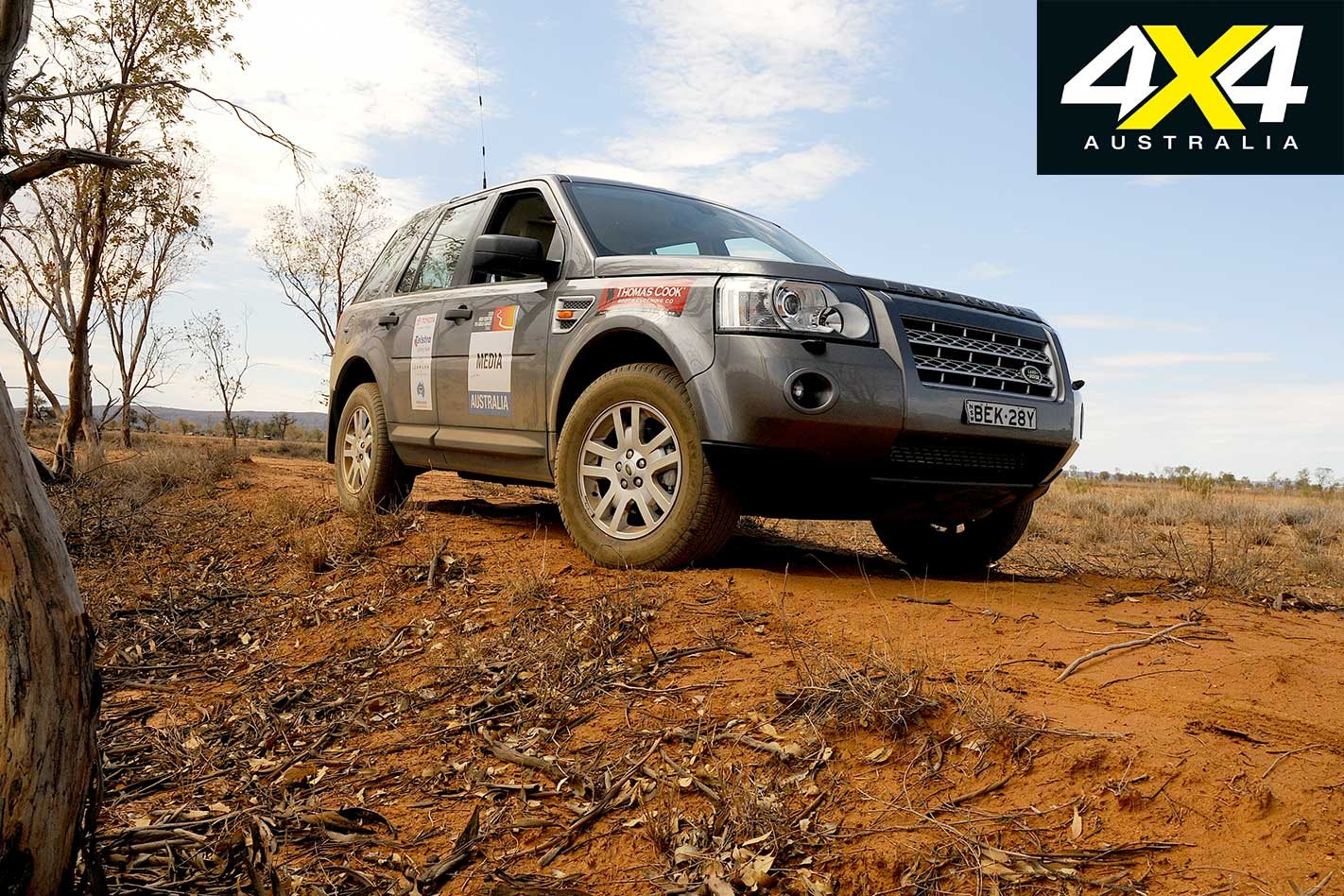6e30aeee9b Land Rover Freelander and Jayco Expanda caravan tow test review