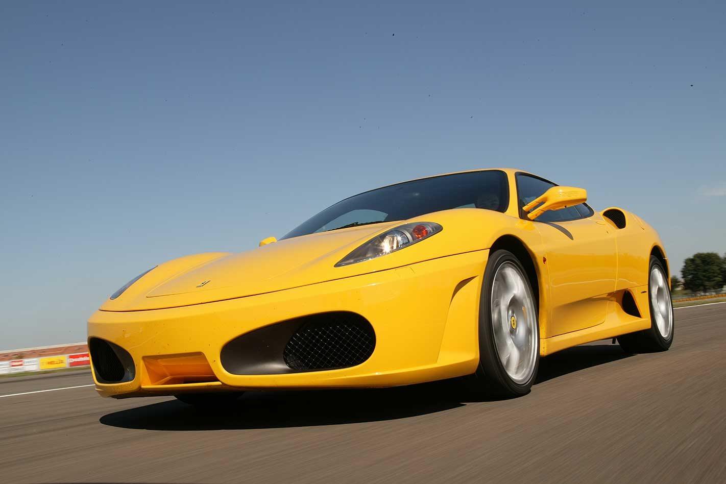 2004 Ferrari F430 Review Classic Motor