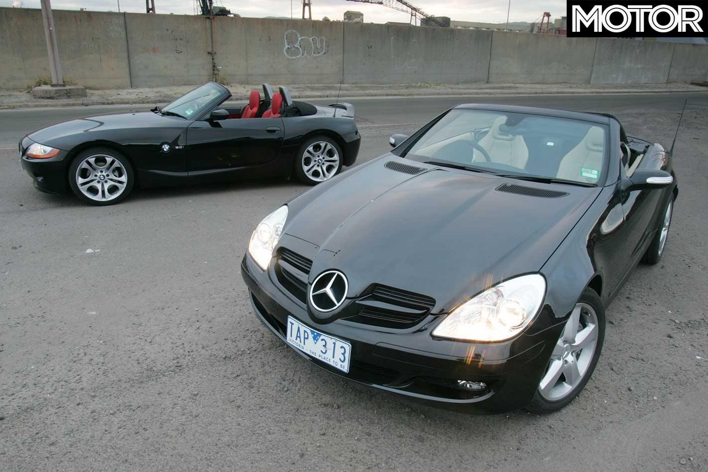mercedes slk 350 amg 2004