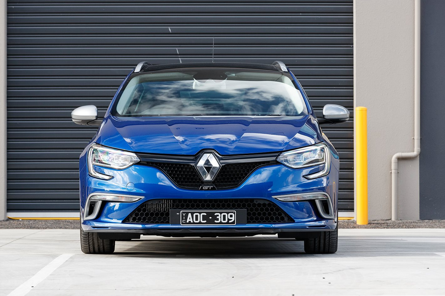 Renault Megane GT Wagon 2017 long-term review