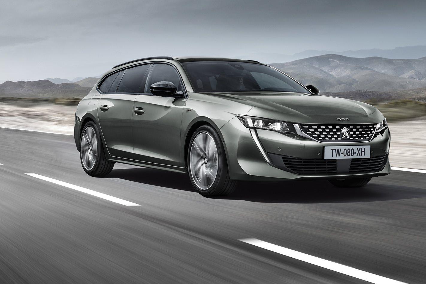 2019 Peugeot 508 review