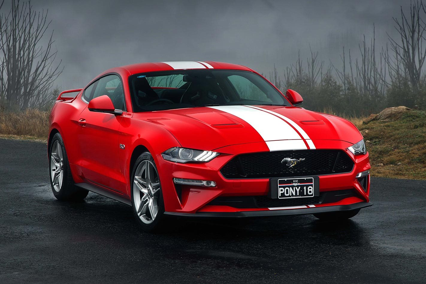 Rumours of four door ford mustang could point to upcoming crossover