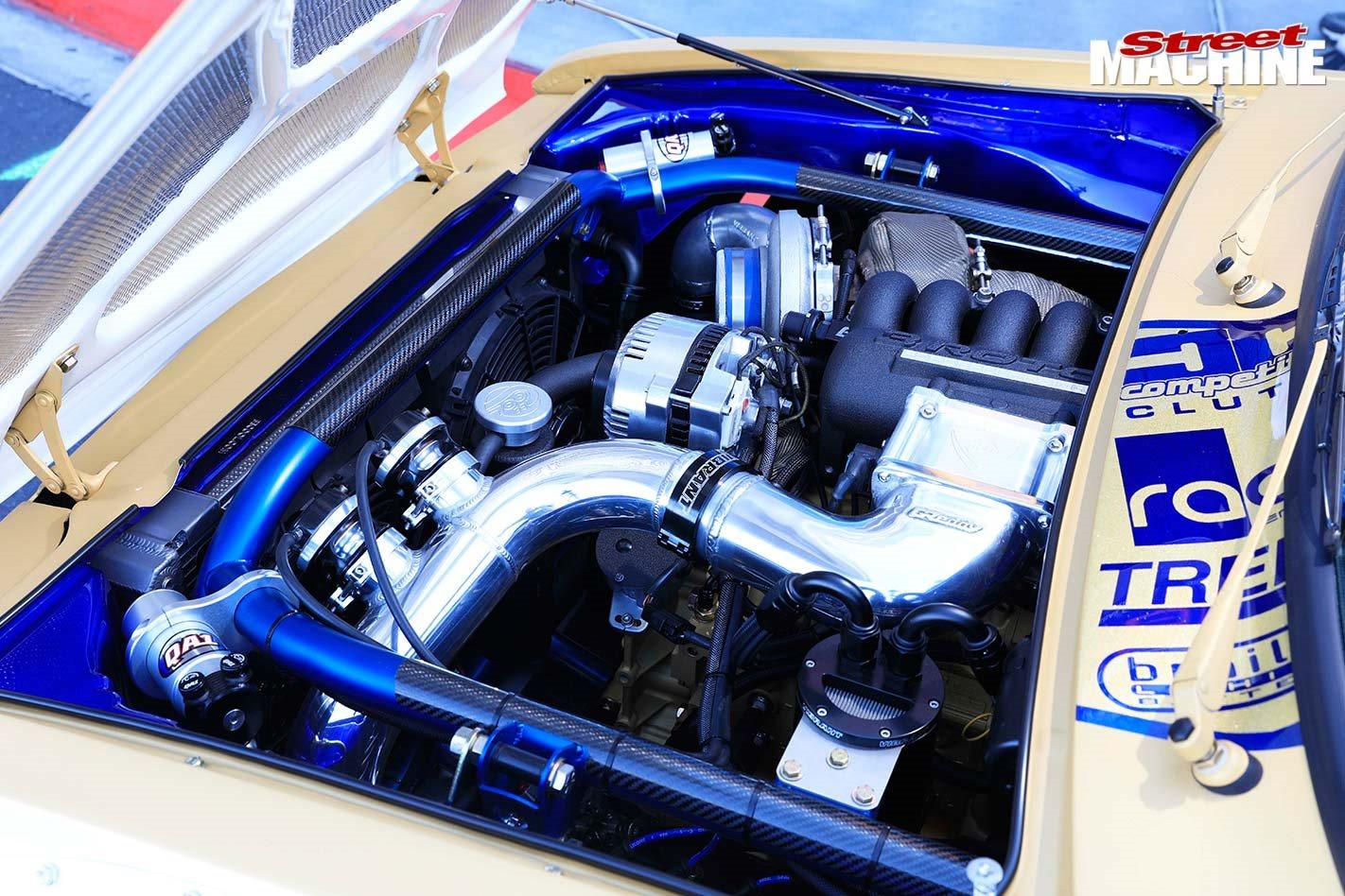 A 20B-powered Mazda R100 at SEMA – Video