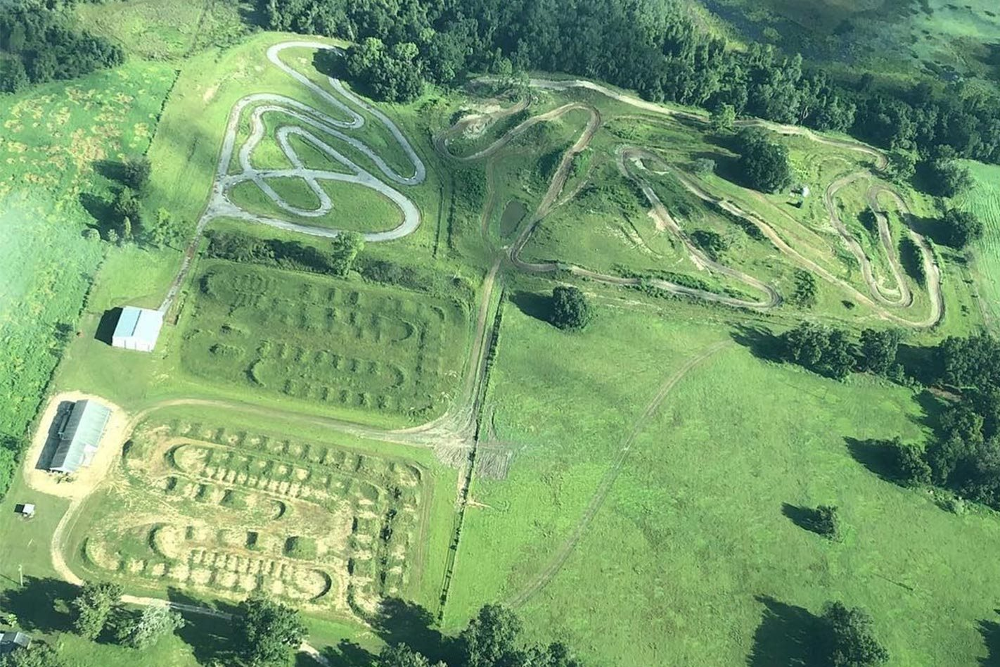 Chad Reed Is Selling His House And Racetrack Complex Ufcnancy Info