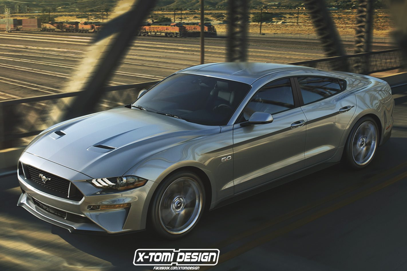 Why the four door ford mustang is a terrible idea