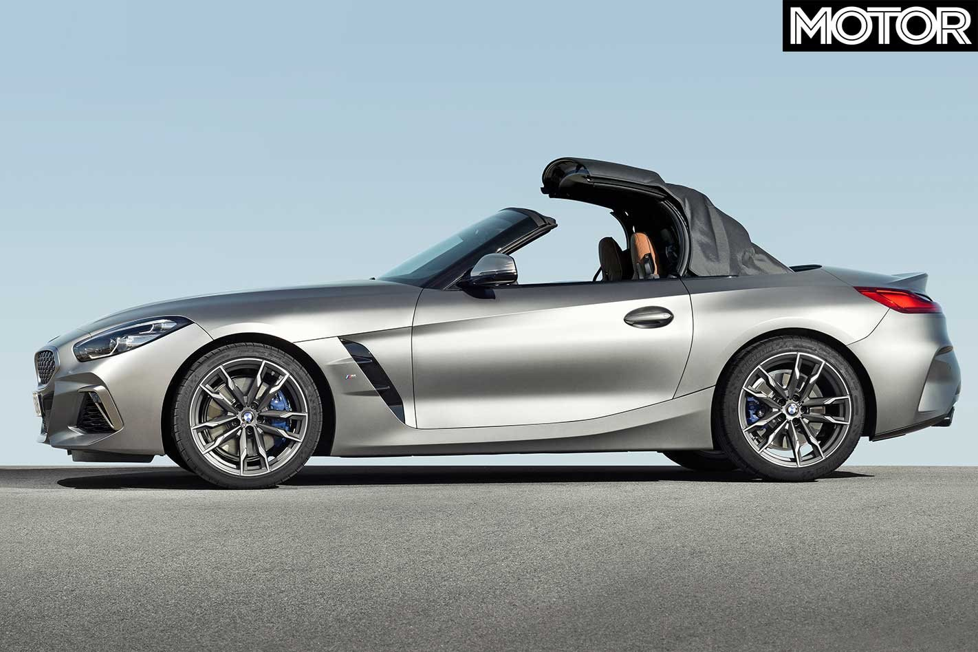 2019 Bmw Z4 M40i Performance Review Motor Magazine