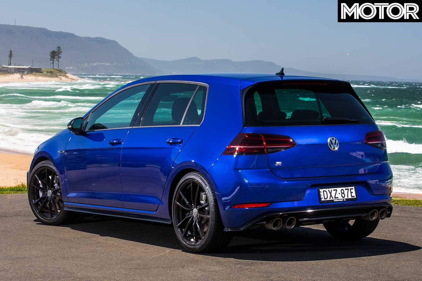 2019 volkswagen golf r special edition first drive review. Black Bedroom Furniture Sets. Home Design Ideas