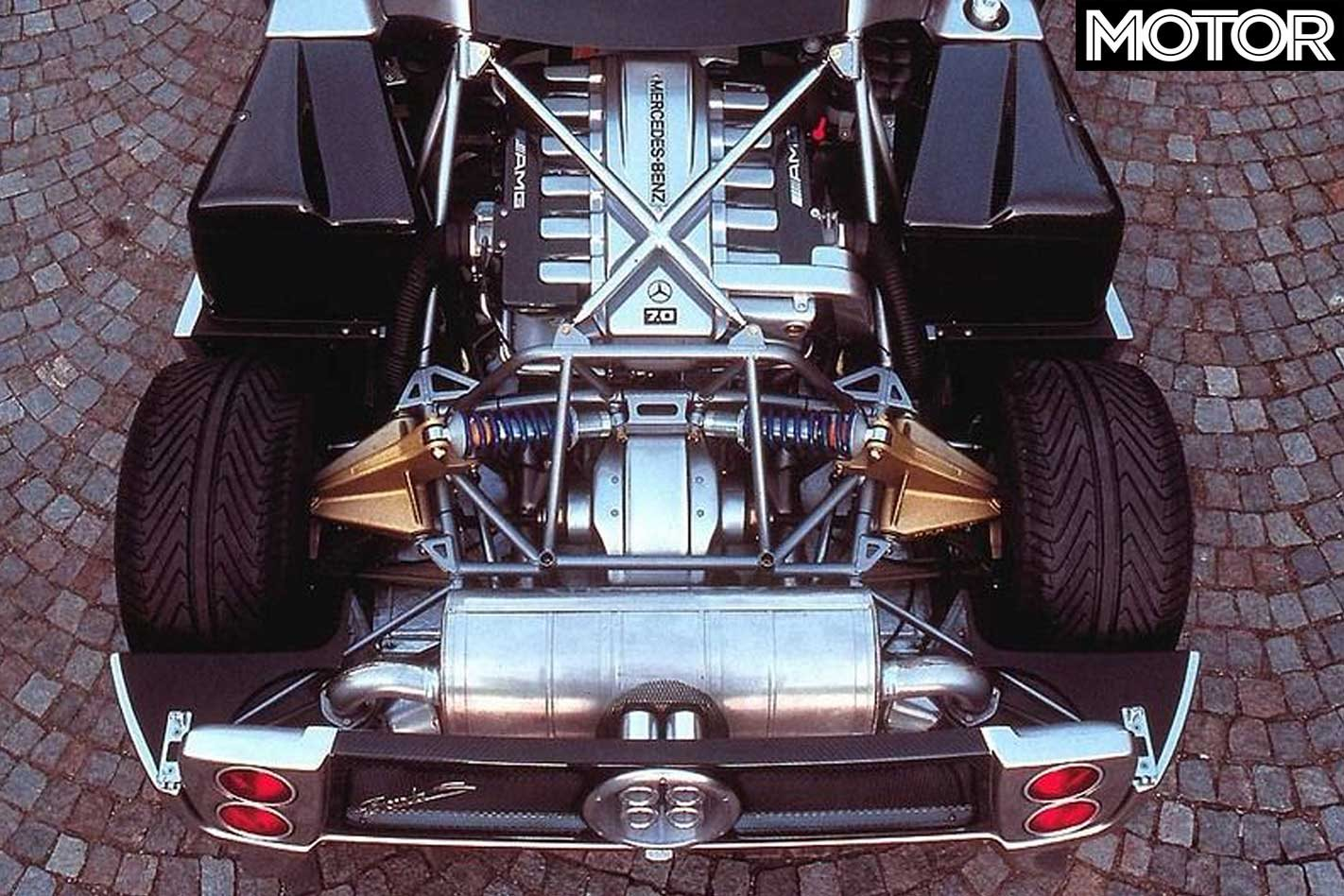 2004 Pagani Zonda C12 S Review Classic Motor