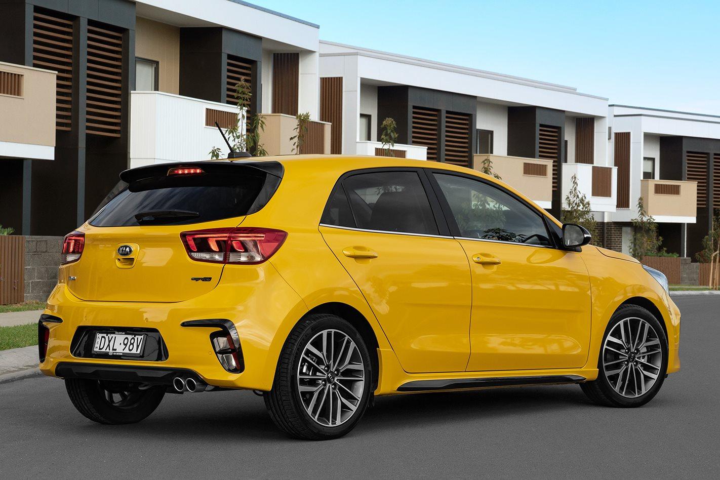 Kia Rio 2019 Review Price Features