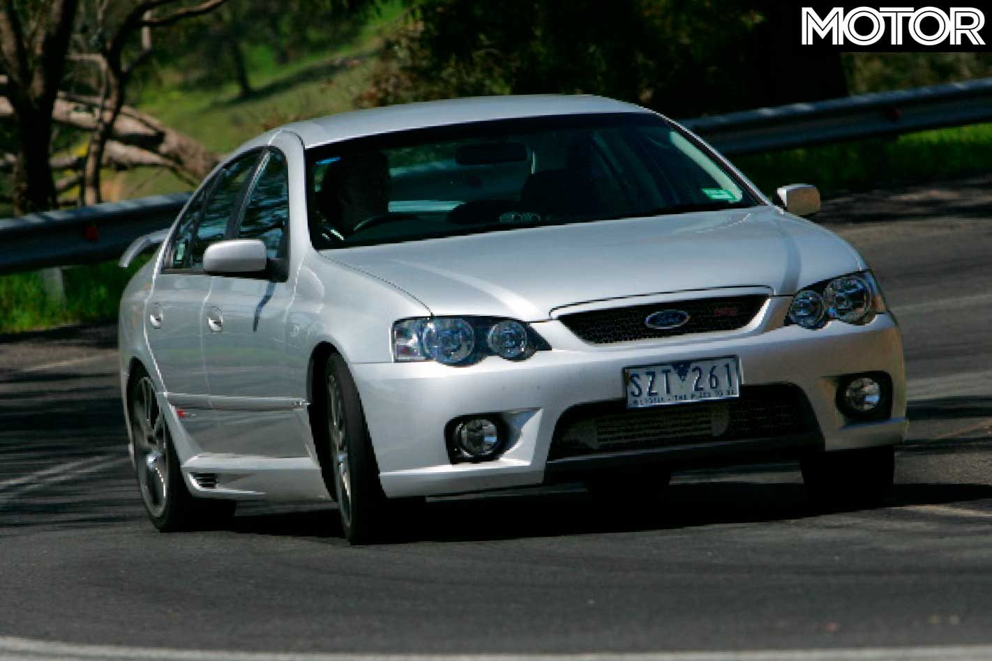 2004 Fpv F6 Typhoon Review Classic Motor