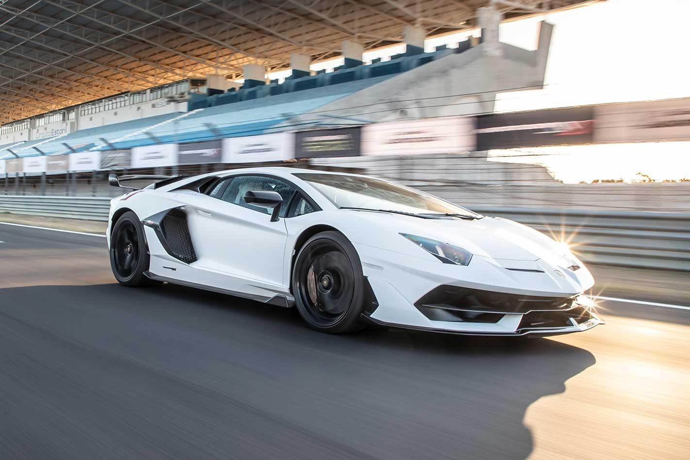 2018 Lamborghini Aventador Svj Performance Review Motor Magazine