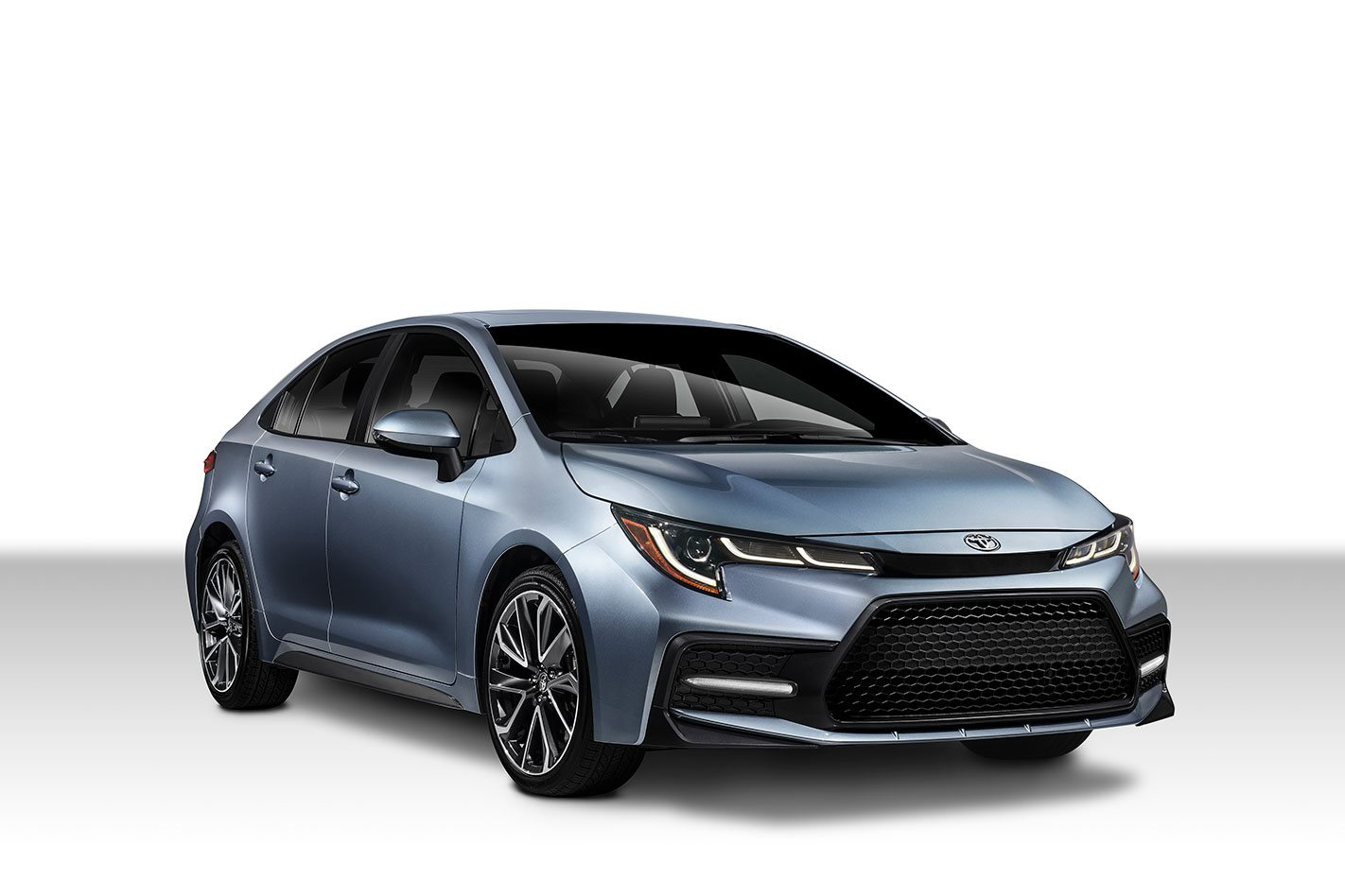 2019 Toyota Corolla Sedan Image Gallery