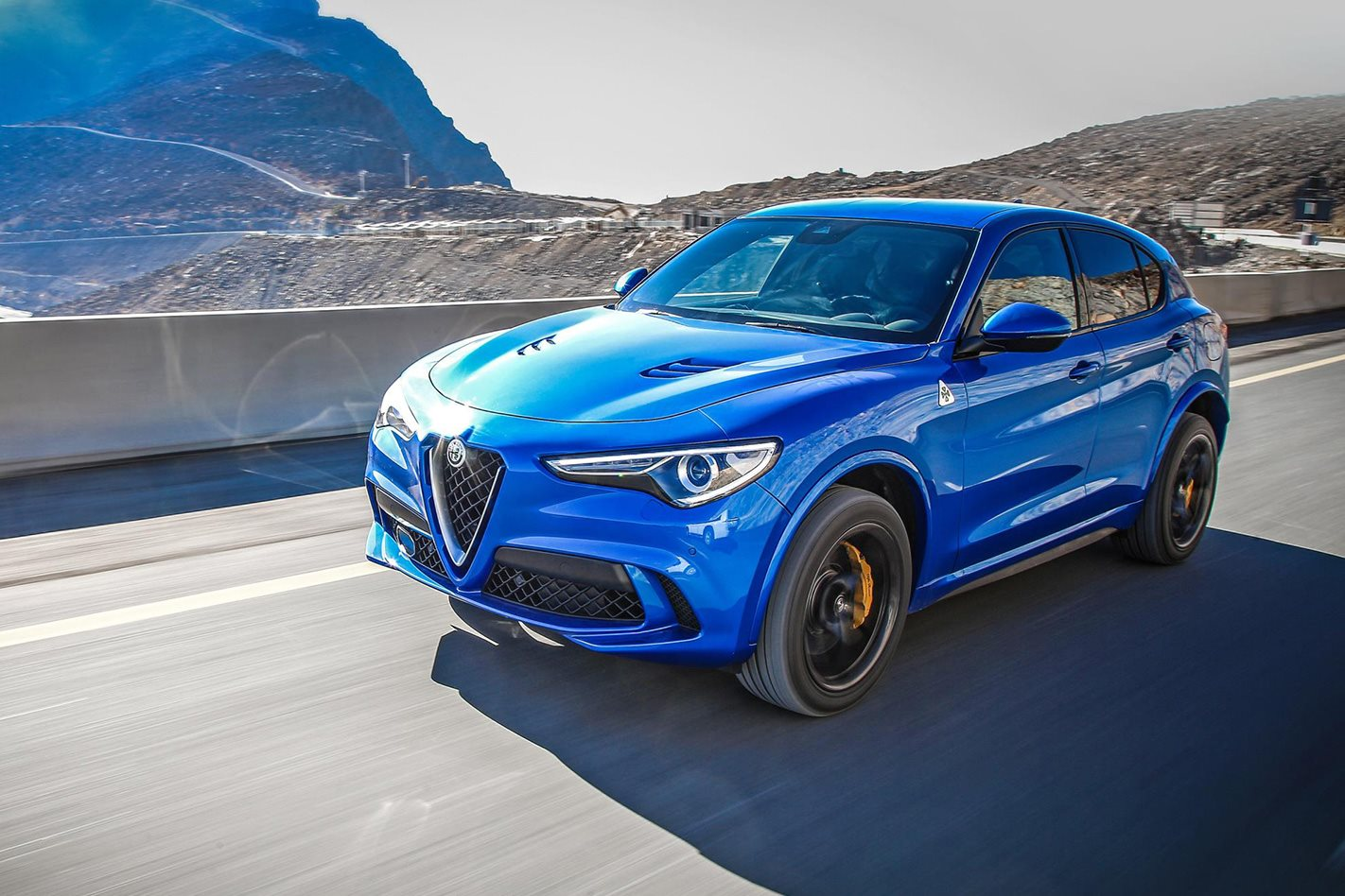 2019 Alfa Romeo Stelvio Quadrifoglio Pricing And Features