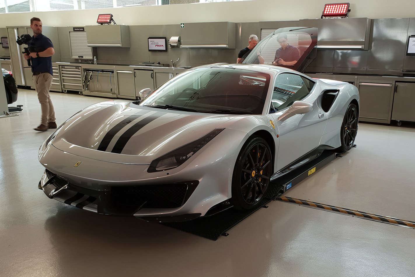 Ferrari 488 Pista S Aussie Connection