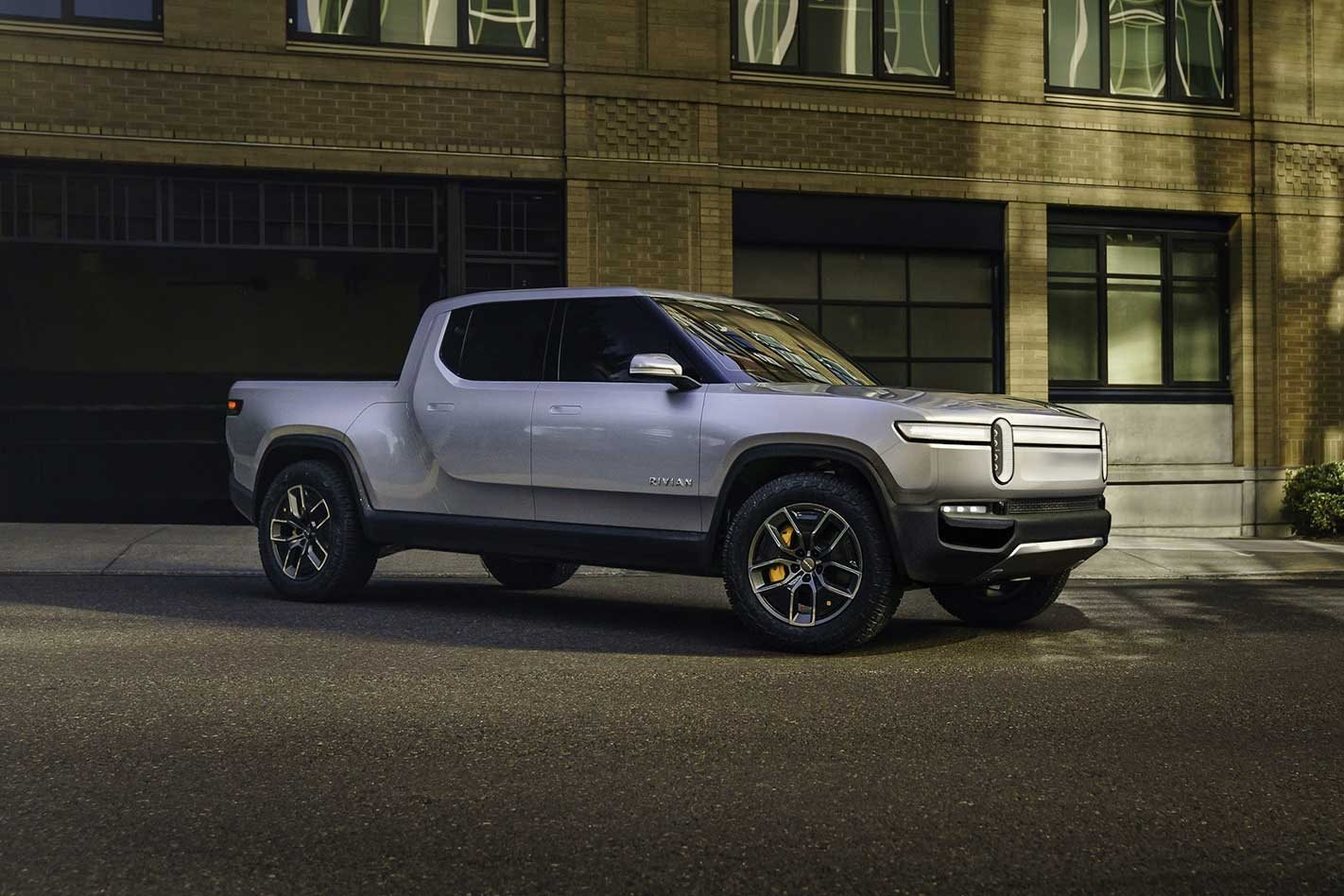 Rivian Electric Adventure Vehicles revealed: Los Angeles 2018