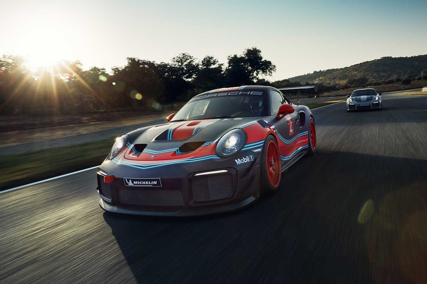 2019 Porsche 911 Gt2 Rs Clubsport Revealed La Auto Show 2018
