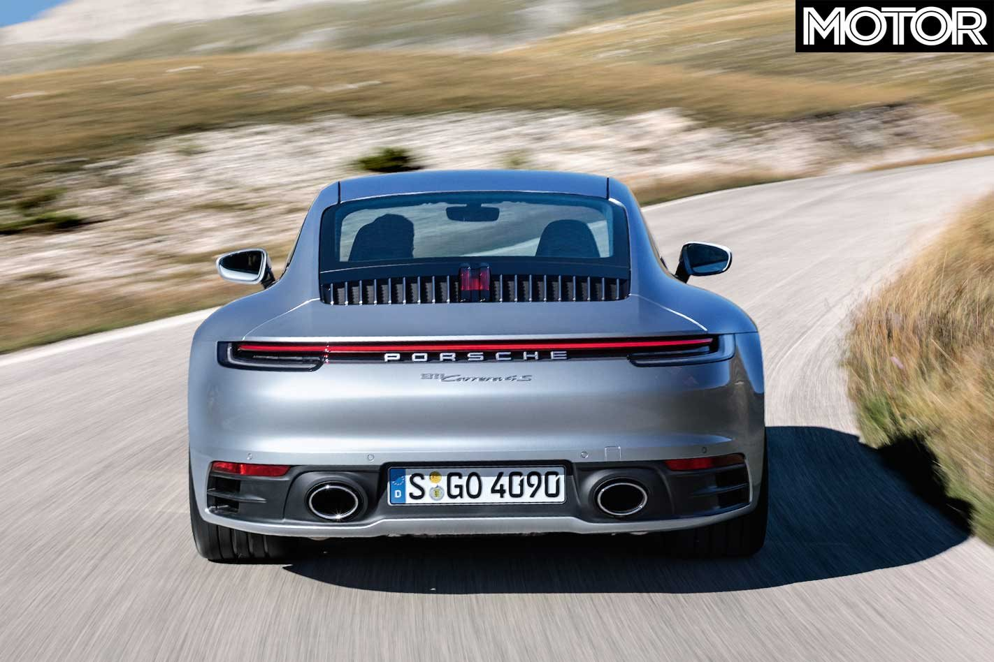 2019 Porsche 992 911 Carrera S And 4s Revealed La Auto Show 2018