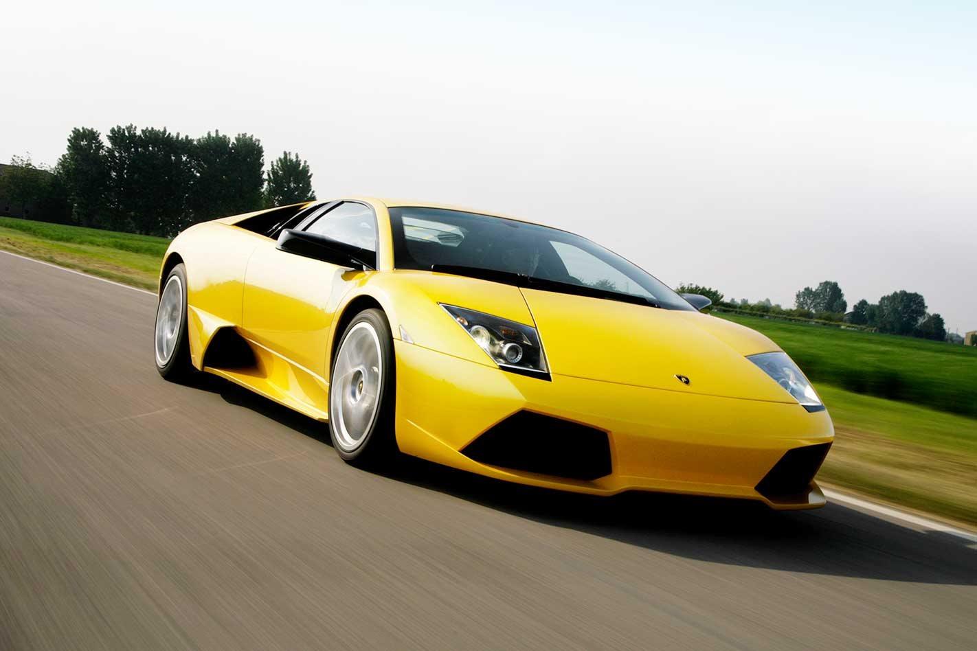 2006 Lamborghini Murcielago Lp640 Review Classic Motor