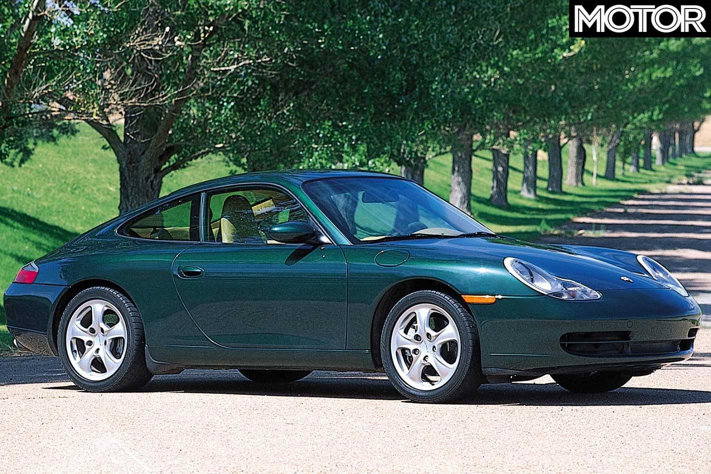 porsche 996 manual swap