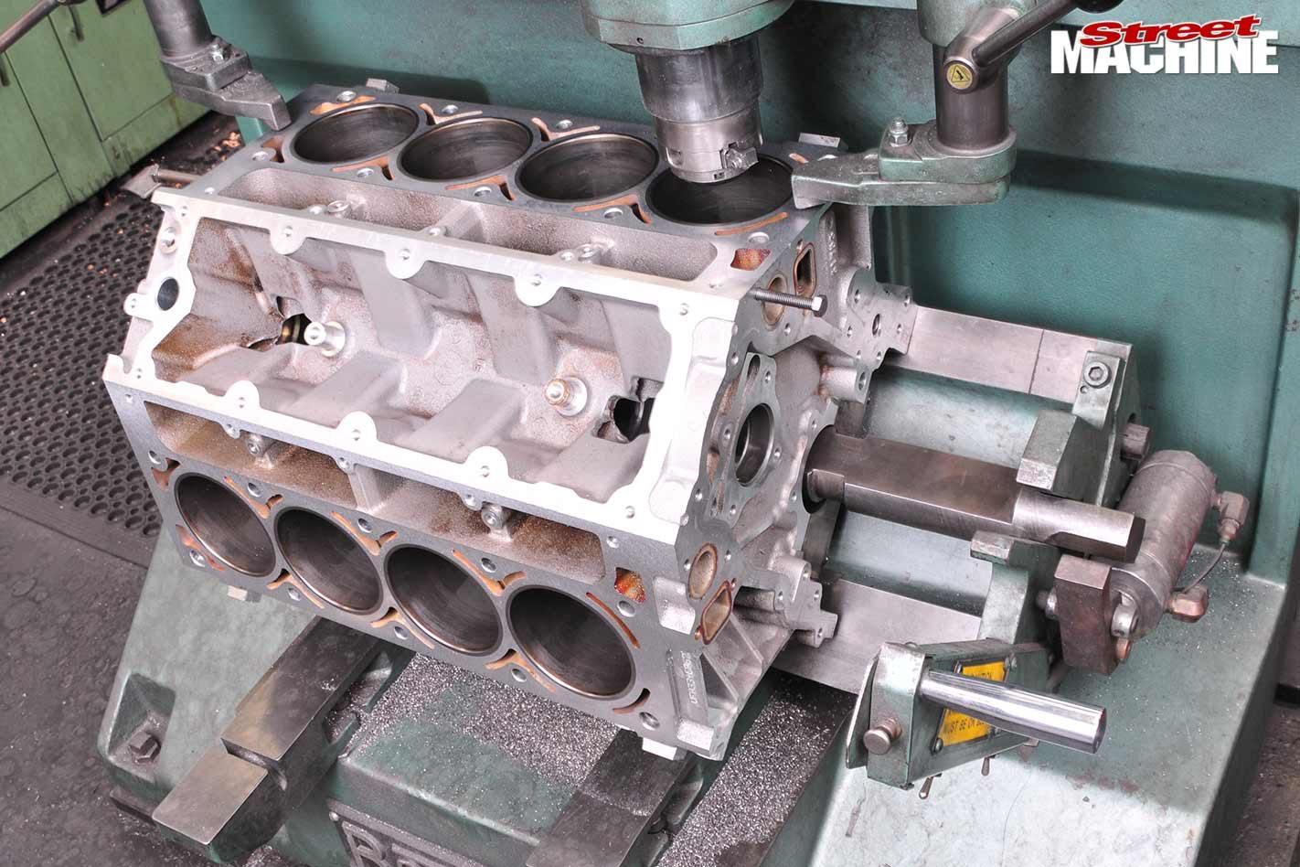 Engine block preparation - Tech Torque