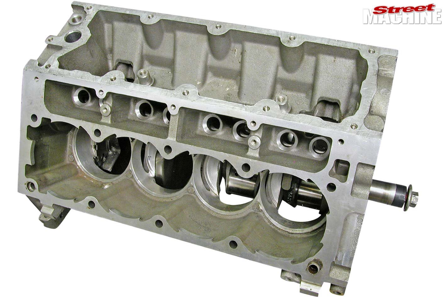 Engine block preparation - Tech Torque