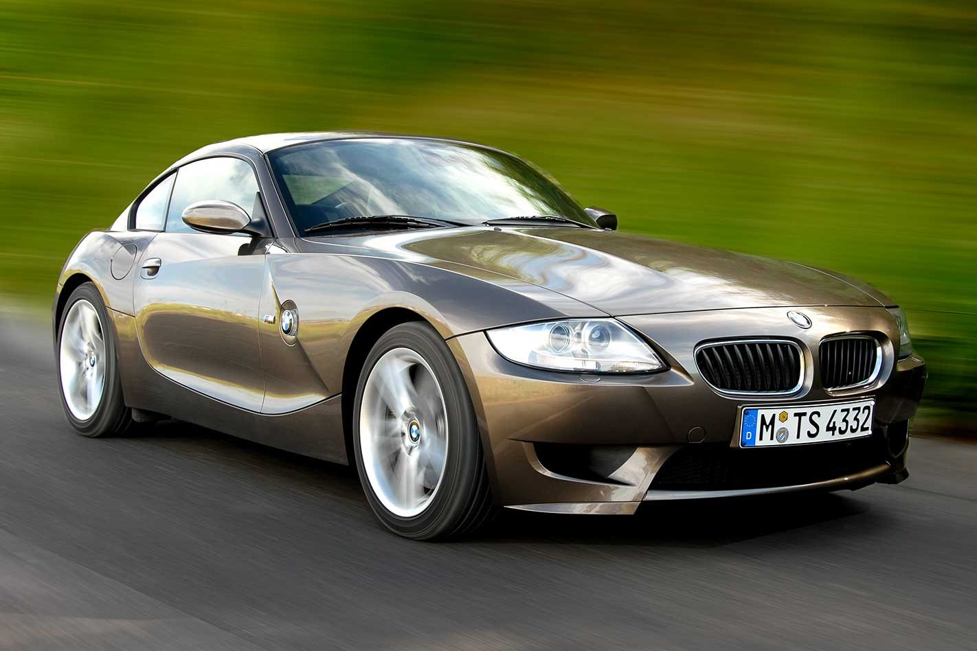 2006 Bmw Z4 M Coupe Review Classic Motor