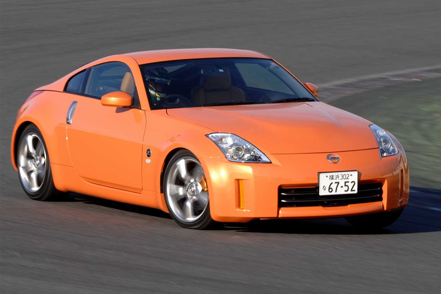2002 nissan 350z review