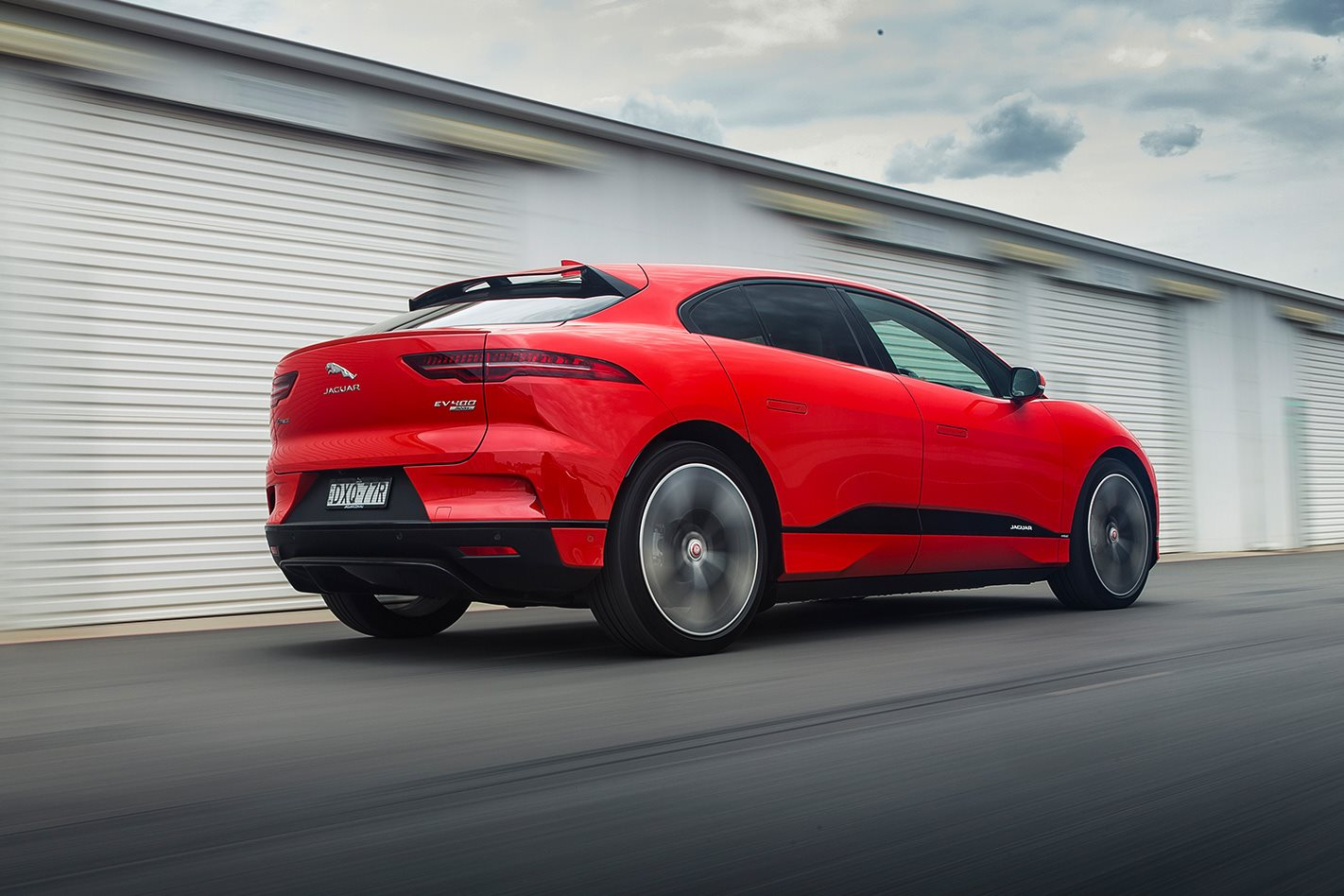 2019 Jaguar I Pace Review Britain In Front With All Electric First