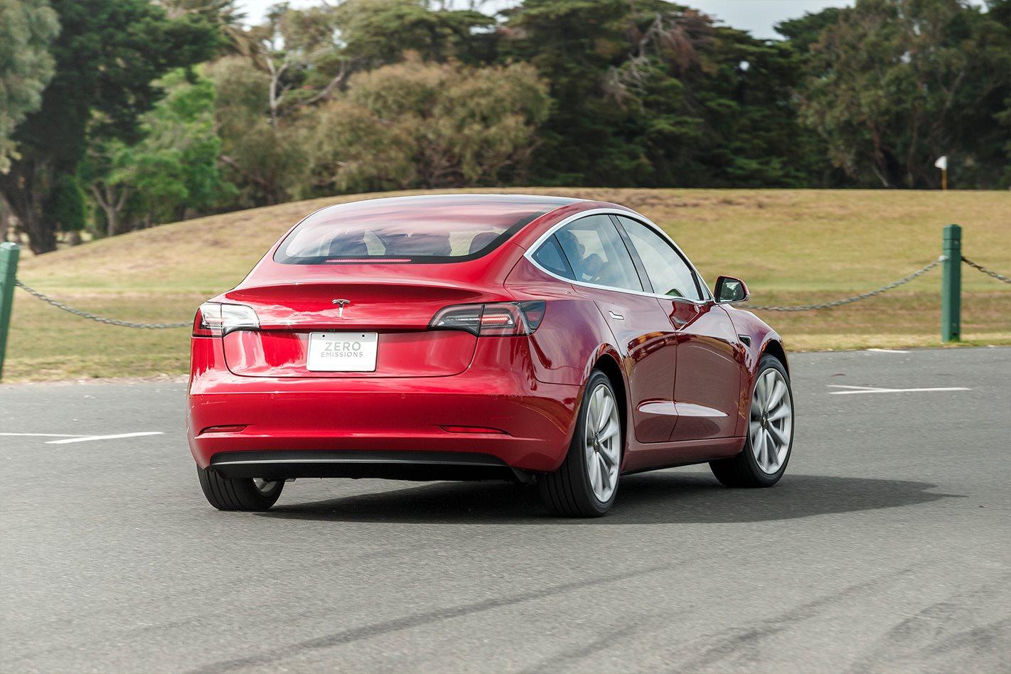 2019 Tesla Model 3 first drive: Australian exclusive