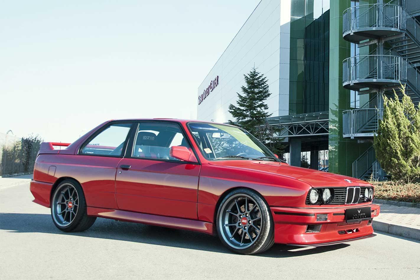 1990 Bmw E30 M3 Scores Vilner Upgrade With E36 Engine