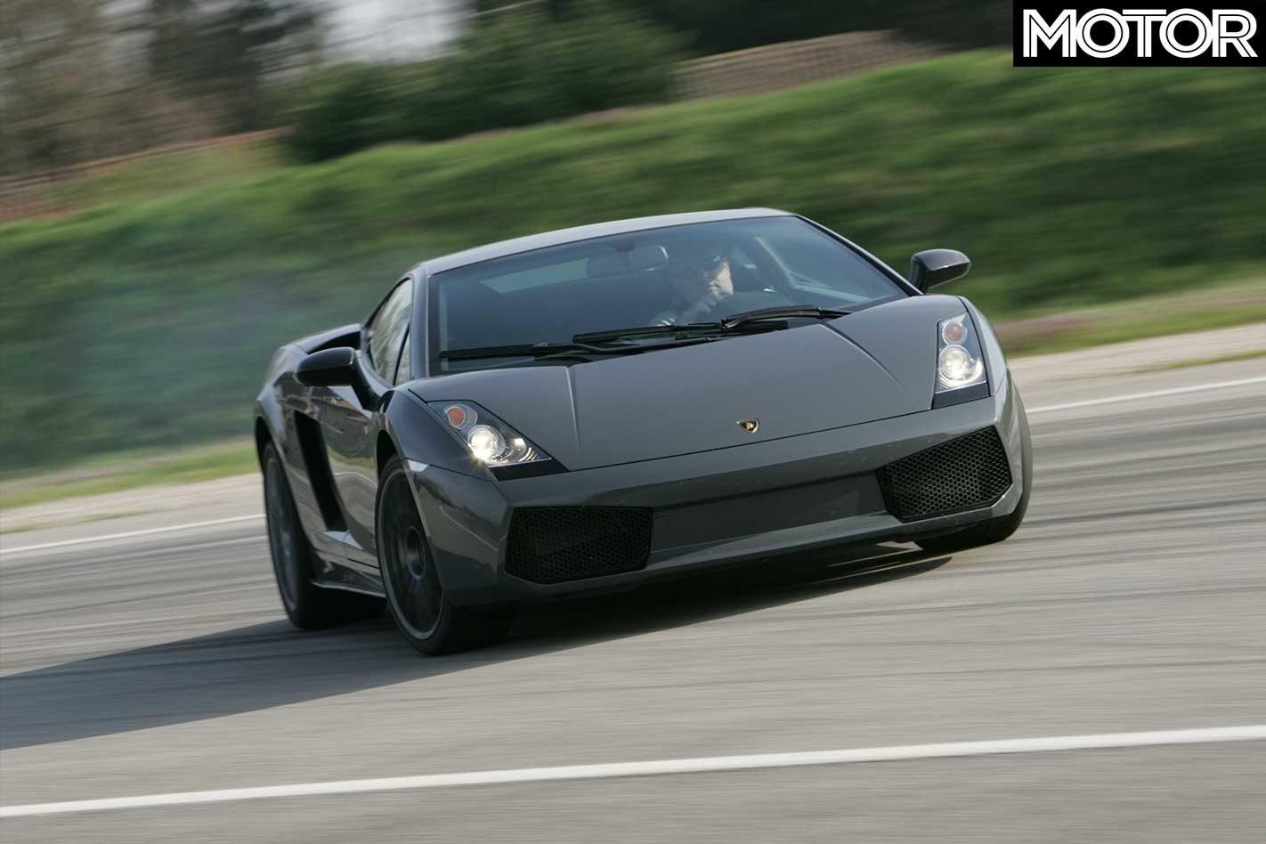 2007 Lamborghini Gallardo Superleggera review: classic MOTOR