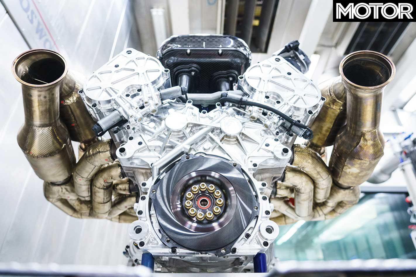 Aston Martin Valkyrie's V12 engine is 'a masterpiece'