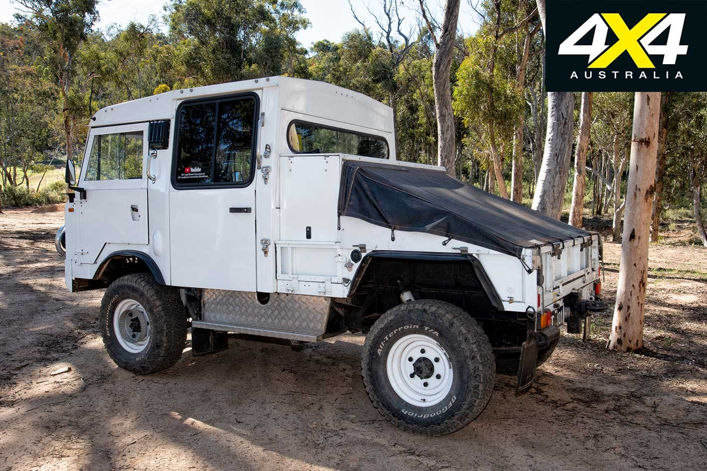 custom land rover fc101 reviewVehicle To Trailer Wiring Australian Land Rover Owners #19