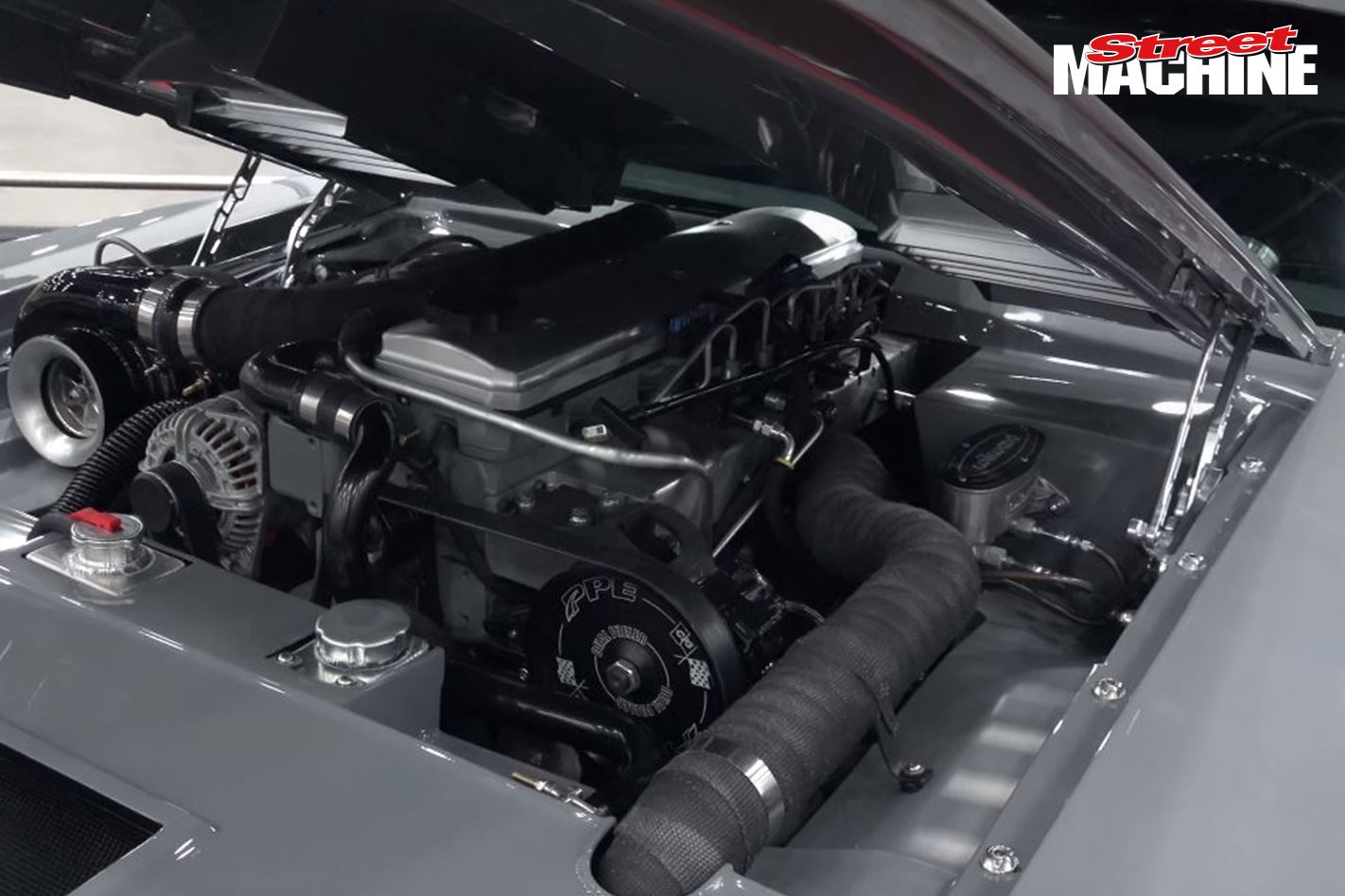 1500hp diesel-swapped 1970 Plymouth Barracuda – Video