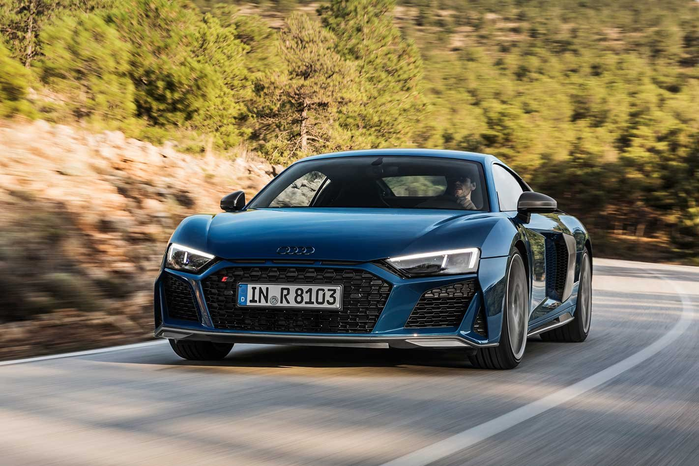 Audi R8 2019 Performance Review Motor Magazine