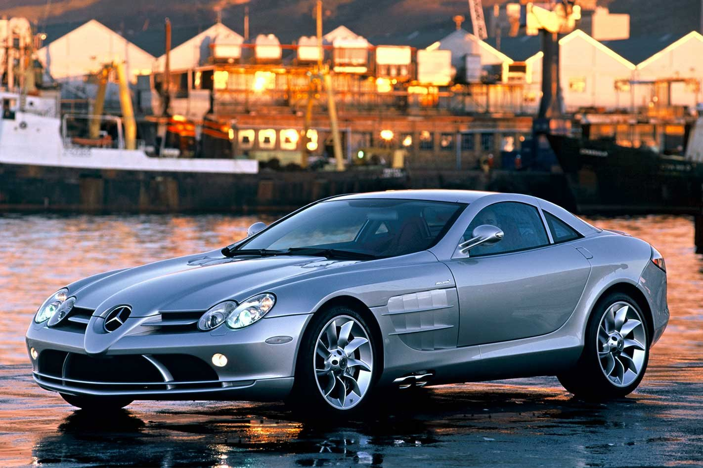 Maintaining A Mercedes Mclaren Slr Is Terrifying