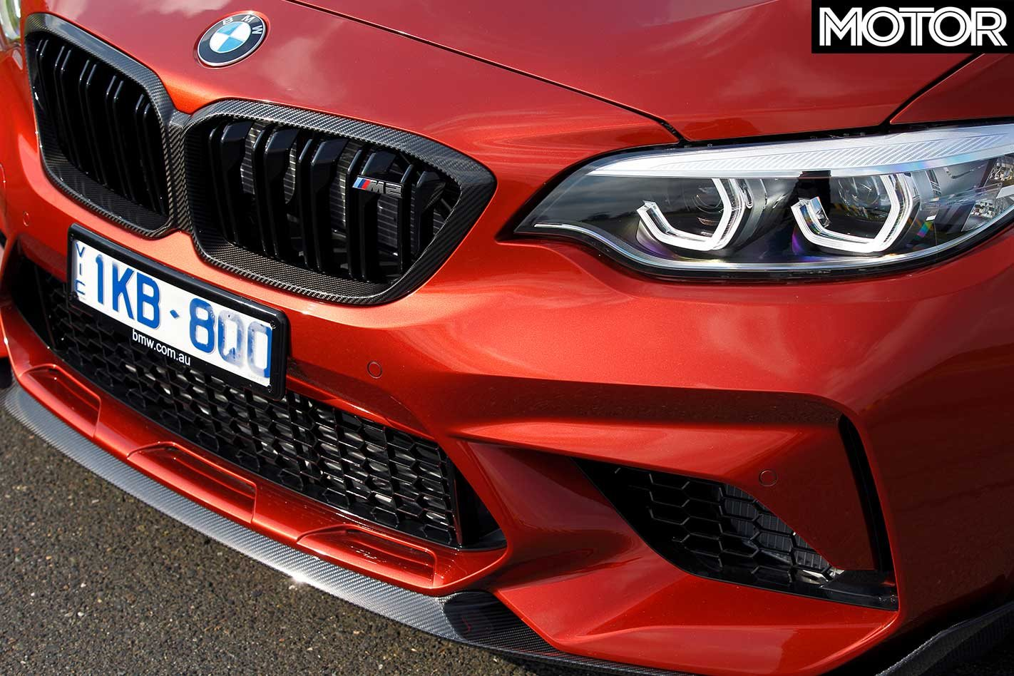 2018 BMW M2 Competition feature performance review
