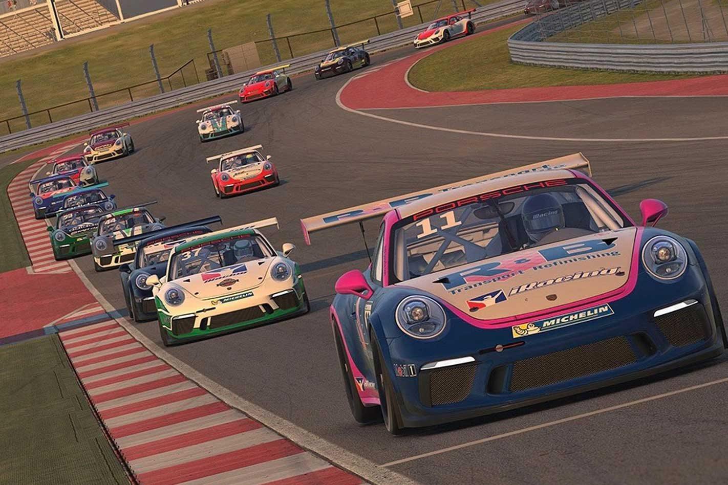 Porsche announces support for iRacing esports series