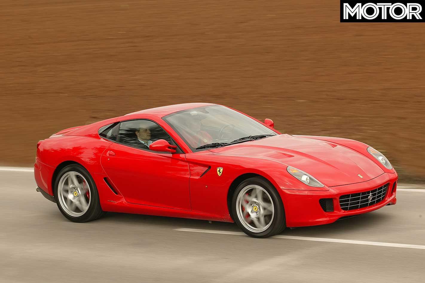 2006 Ferrari 599 GTB Fiorano review: classic MOTOR