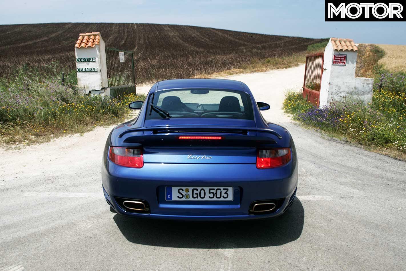 Porsche 997 Turbo >> 2006 Porsche 997 911 Turbo Review Classic Motor