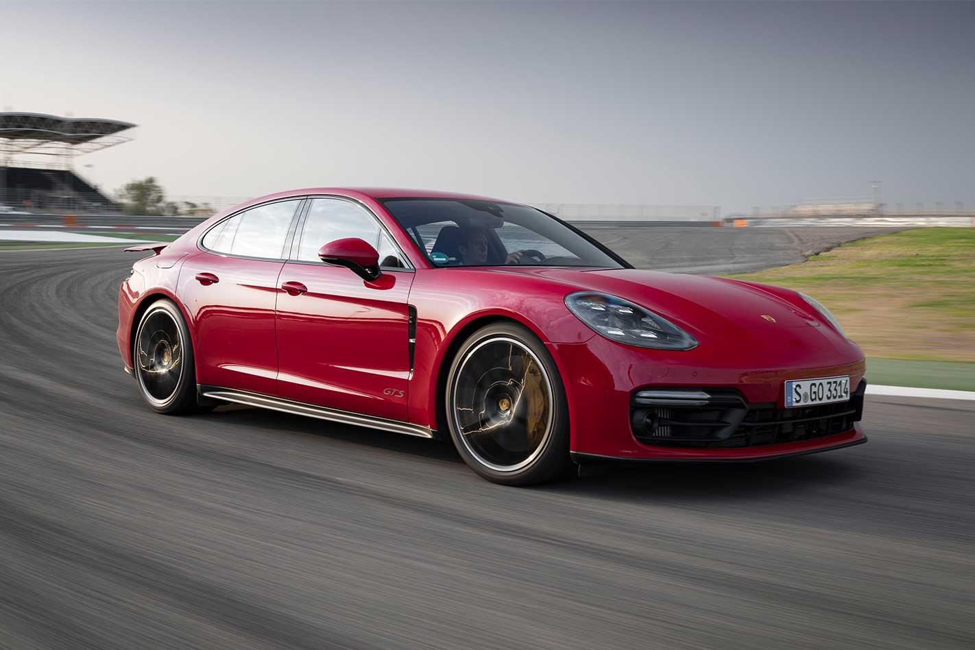 2019 Porsche Panamera GTS performance review