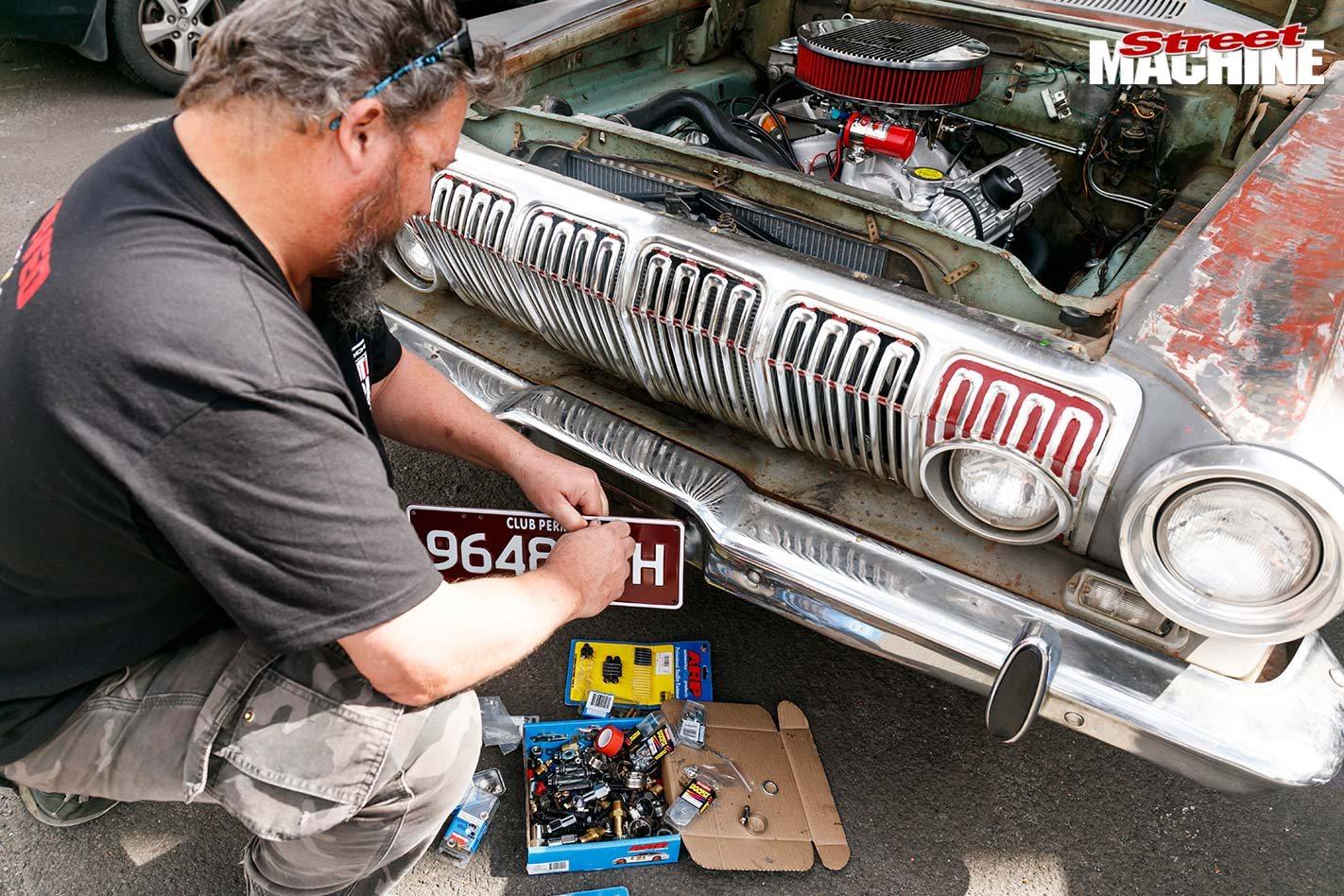 Mr Dodgey 440-powered 1963 Dodge Phoenix Part Four – Carnage