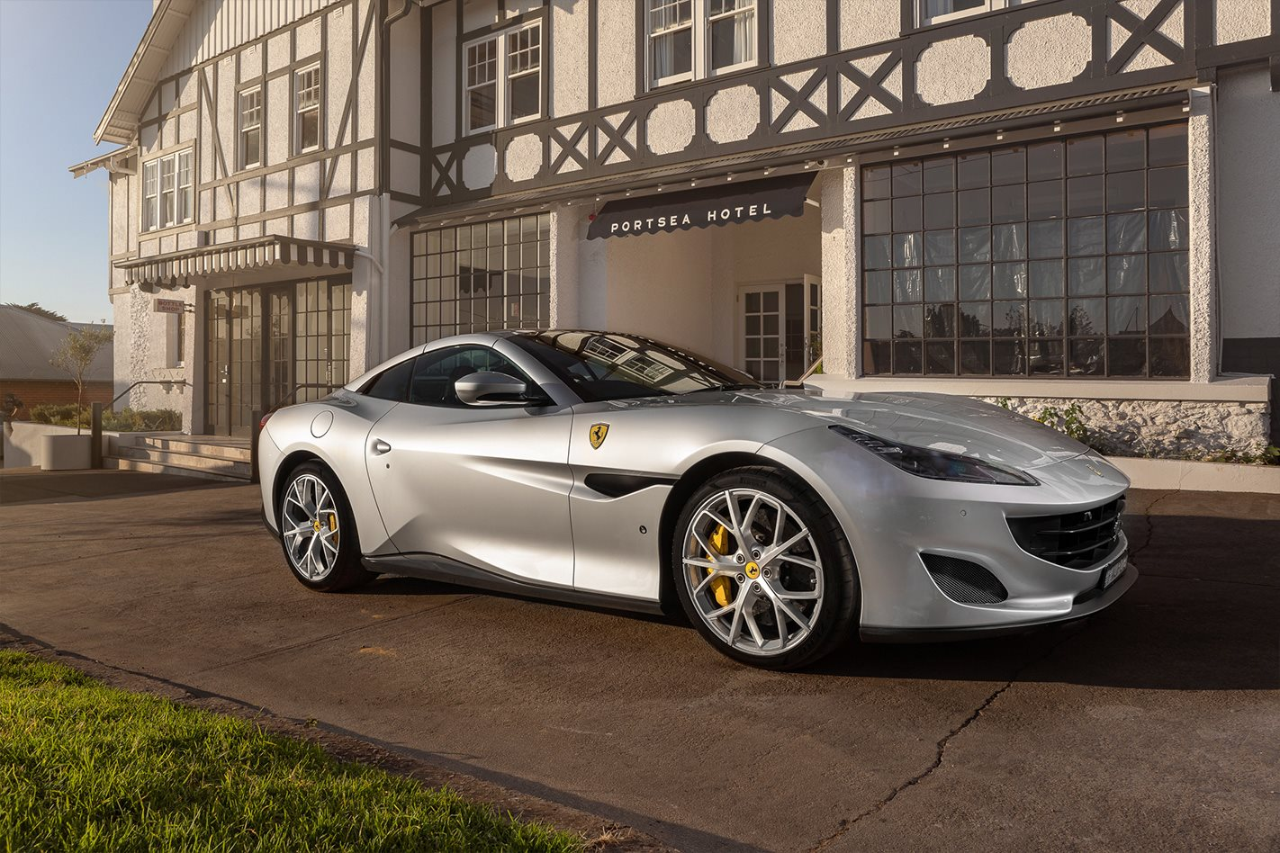 2019 Ferrari Portofino Image Gallery
